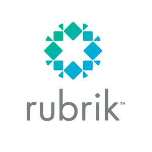 Hana-Tek partner Rubrik logo